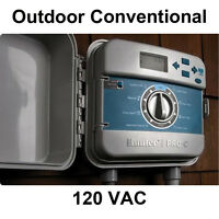 HUNTER PRO-C CONVENTIONAL OUTDOOR CONTROLLER PCC 1200 - 12 STATIONS ZONES