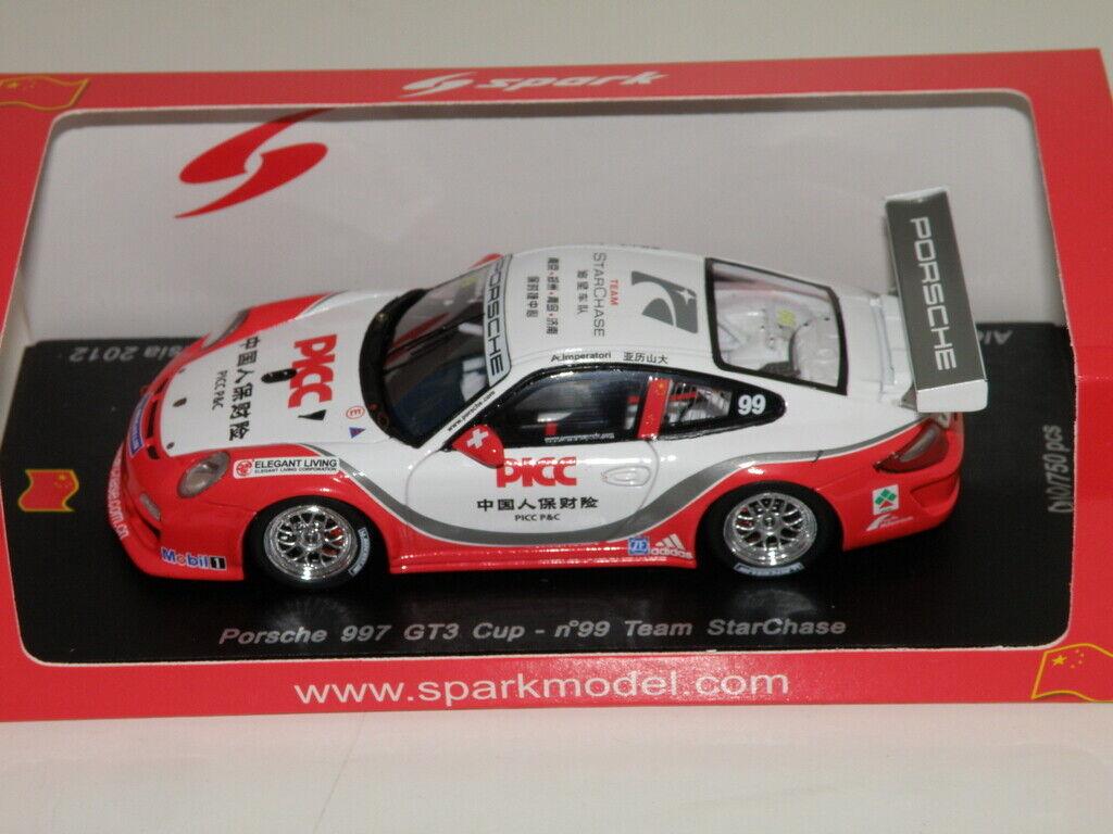 Porsche 911 997 GT3 Cup 2012 ASIA SPARK 1 43   SA022