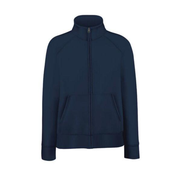 Fruit of the loom Damen Premium Sweatjacke Lady Fit Jacke Sweat Sweatshirt 70/30