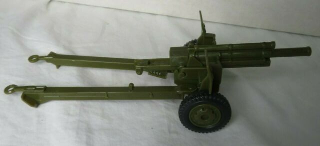 105MM Howitzer for use with 1//32 scale figures Classic Toy Soldiers WWII U.S