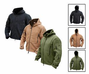 Tactical-Recon-Zip-Up-Fleece-Jacket-Army-Hoodie-Security-Police-Hoody-Combat-uk