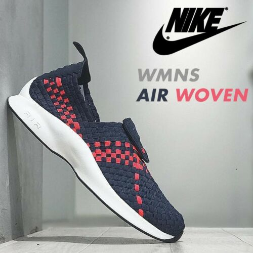 Nike 39 Uk Air Eur Woven Trainers 8 5 Us 5 Thunder Blue Bnib rrAaH