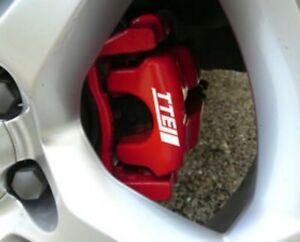 4-Pegatinas-sticker-brake-aufkleber-pinzas-de-freno-Toyota-Tte-7-cm