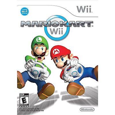 Mario Kart (Nintendo Wii )  RETAIL PACK✔✔ Brand New In Stock