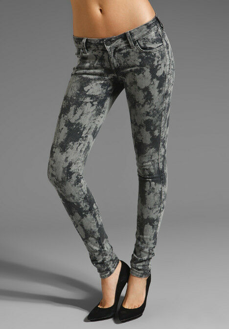 NEW Siwy women's Hannah pink Drainpipe jeans in Up in the clouds