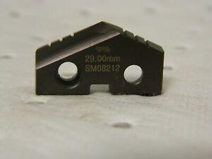 """1-1//32/"""" Flat Bottom Spade Drill Insert T15 Super Cobalt TiN Coated YG-1 #SF05102"""