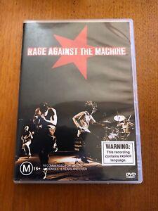 Rage-Against-The-Machine-M-DVD-Pal-Free-Postage-Oz-Seller