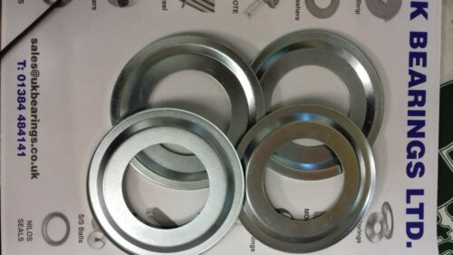 NILOS SEALS AV JV  for angular contact bearings other UKB ads for other refs/'