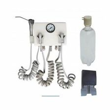 4H Portable Dental Turbine Unit Work With Air Compressor Hanging Wall Type