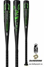 2019 DeMarini Uprising (-10) Junior Big Barrel Baseball Bat: WTDXUPY