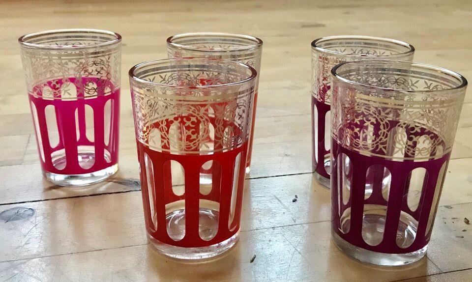Glas, Vandglas, Ukendt
