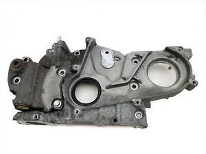 Platte für Motor Stirnplatte Gehäuse Motorblock Dodge Nitro CRD 2,8 130KW