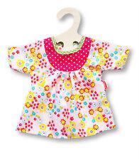 """Heless Puppenkleidung, Kleid """"Flower Power"""" für kleine Puppen von 20 - 22 cm"""