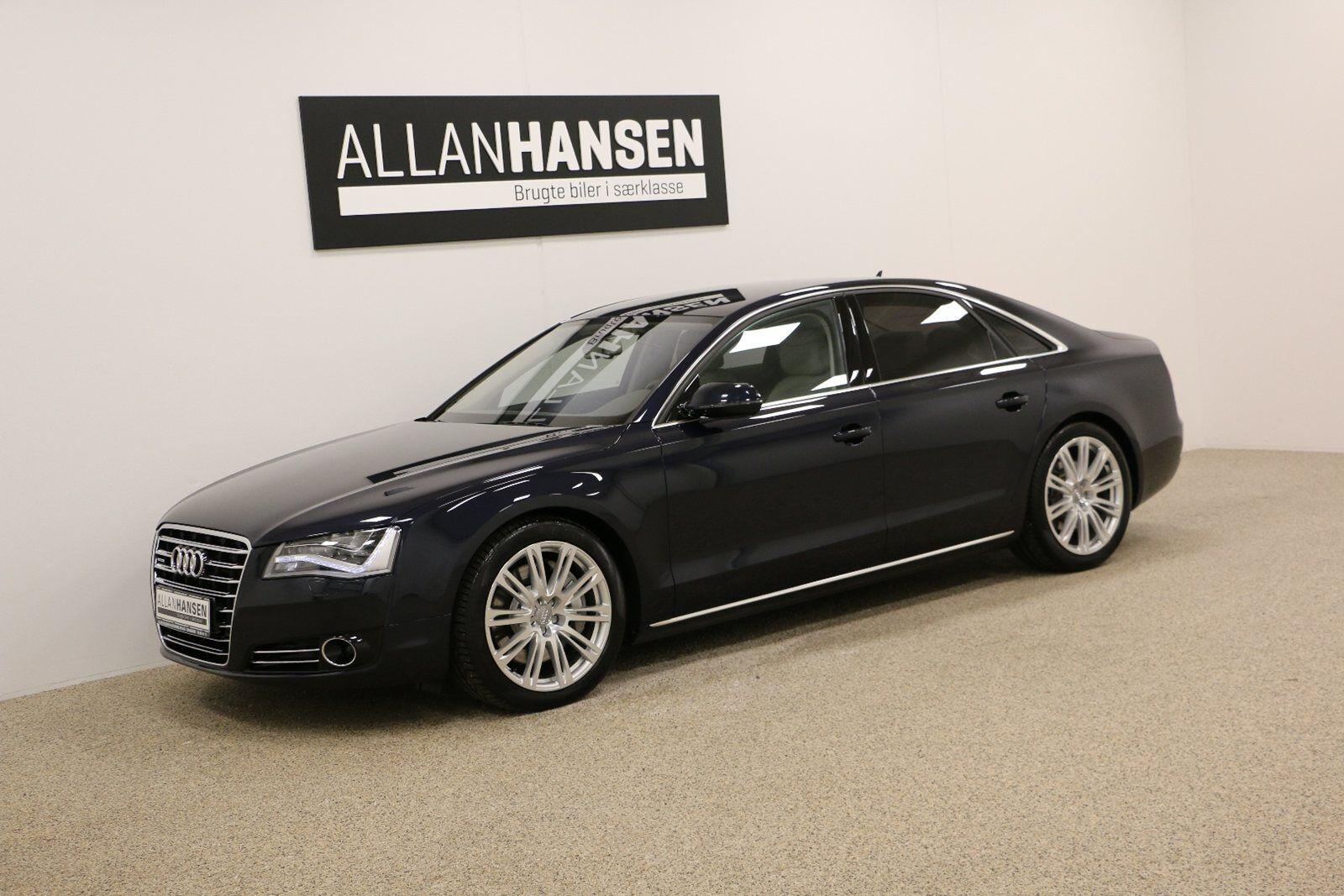 Audi A8 4,2 TDi 350 quattro Tiptr. 4d - 649.900 kr.