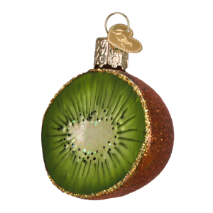 Old-World-Christmas-KIWI-28115-N-Glass-Ornament-w-OWC-Box