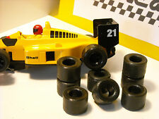 8 pneus URETHANE pour  Carrera Profi