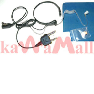 Coil-tube-Throat-Mic-for-Midland-GXT500-radio