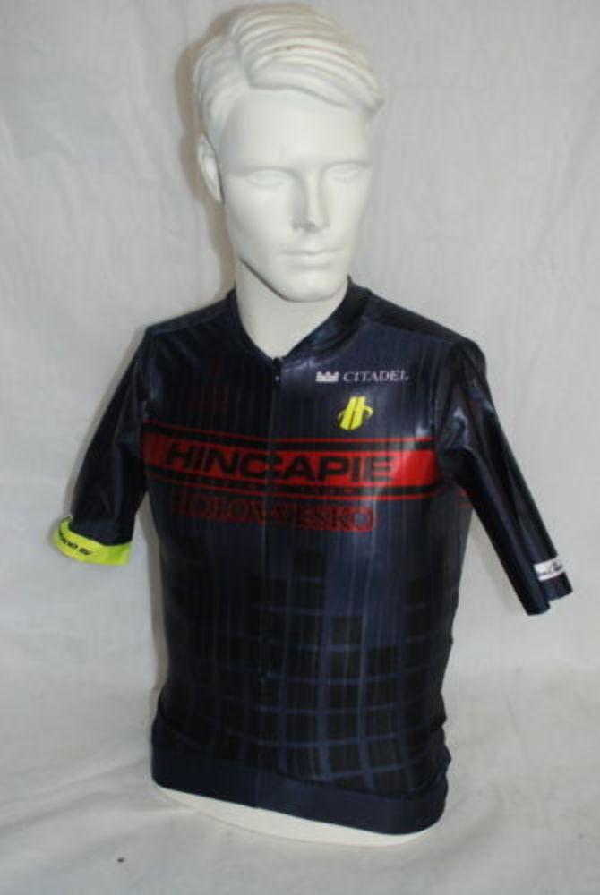 Hincapie Sportswear Pro Cycling Team Arrow Jersey Medium Medium Medium NEW 4da814