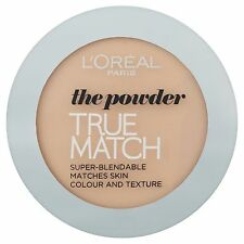 L'Oréal (LOREAL) Paris True Match Powder, MIEL HONEY 9 g Number W6