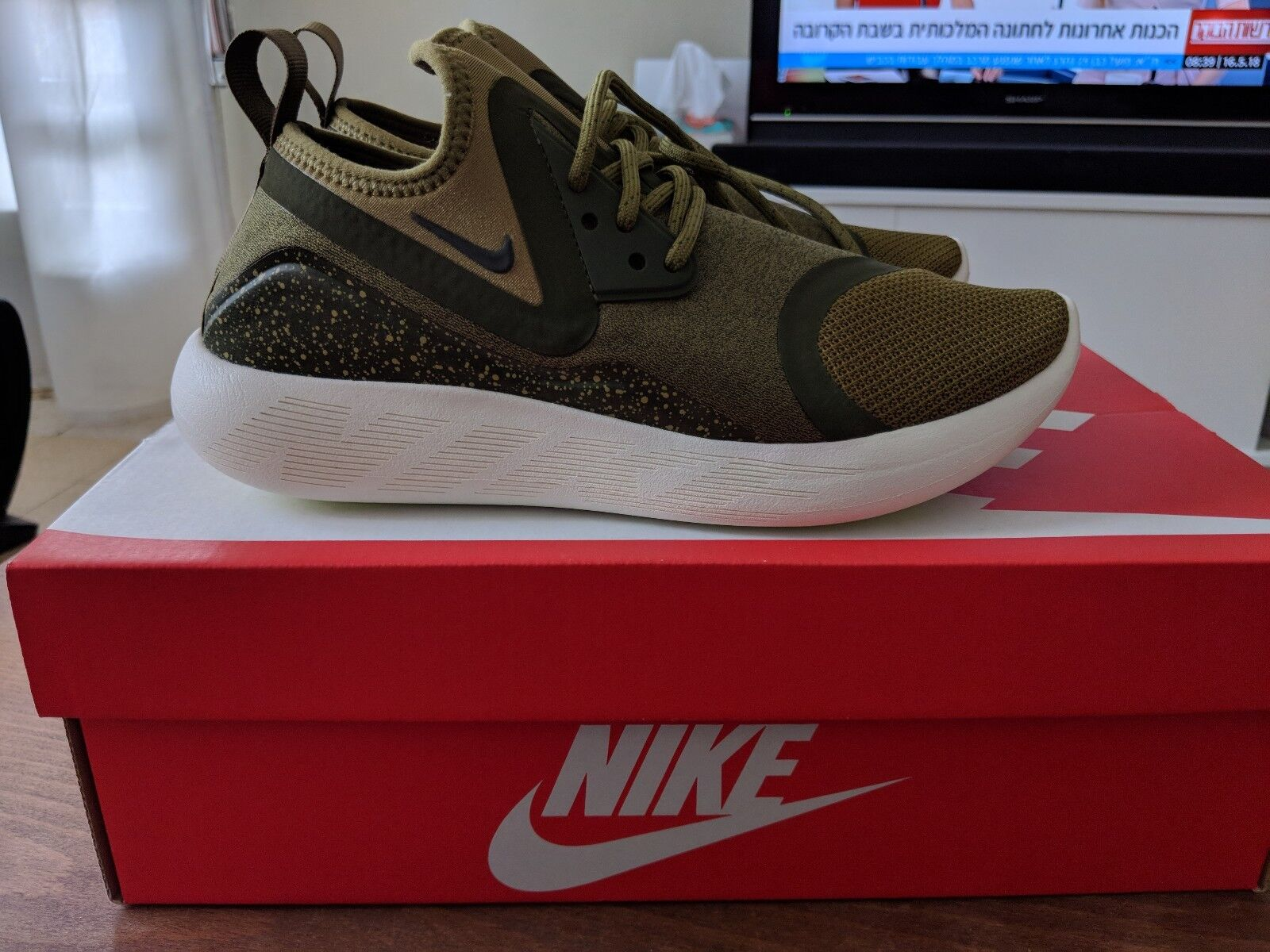 Nike Lunarcharge Essential femmes's chaussures Taille UK UK UK 5.5 US 7 EU 38.5 ded610