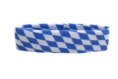 Flaggenfritze/® Stirnband mit Deutschland DDR Flagge
