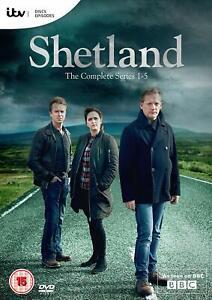 Shetland Complete Season 5 DVD Region 4 Series