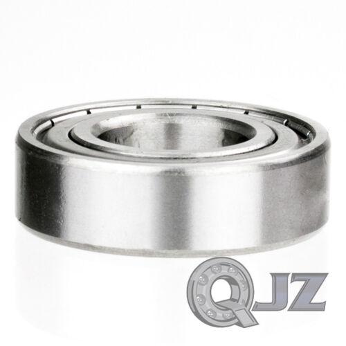 10x 6005-ZZ Ball Bearing 25mm x 47mm x 12mm Double Shielded Metal Seal NEW QJZ