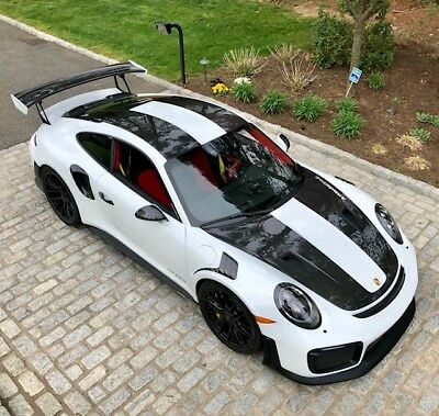 Porsche 991 2 Gt2rs Complete Body Conversion Kit For 2014 To 2018 Turbo Turbo S Ebay