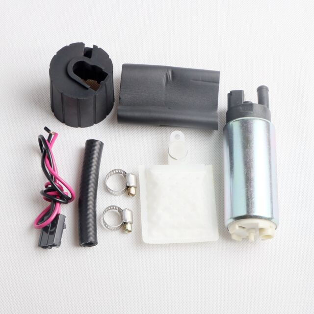 High Performance 300LPH EFI In-Tank Fuel Pump Kit Replaces 255lph GSS341