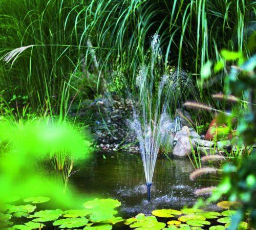 25 W solaire plongée pompe solaire pompe jardin étang Ruisseau Filtre étang Jardin Nouveau