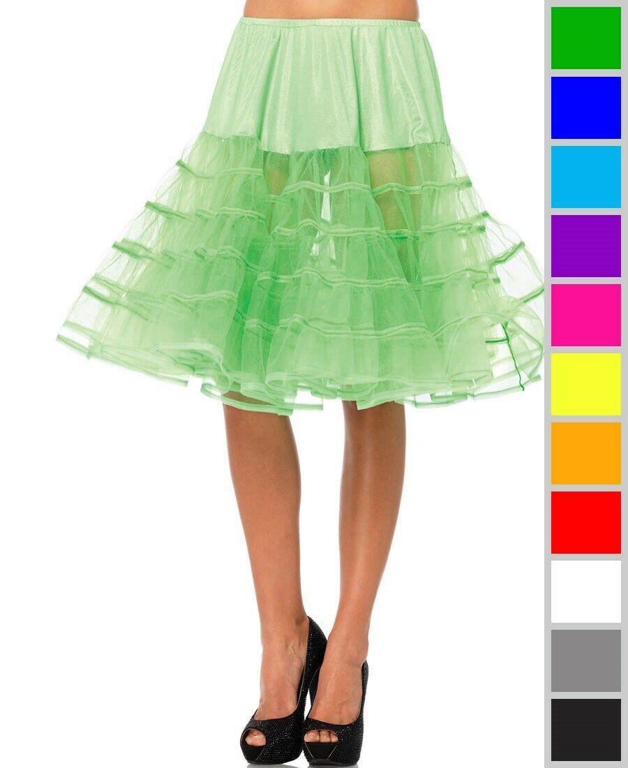 New Leg Avenue 83043 Knee Length Petticoat