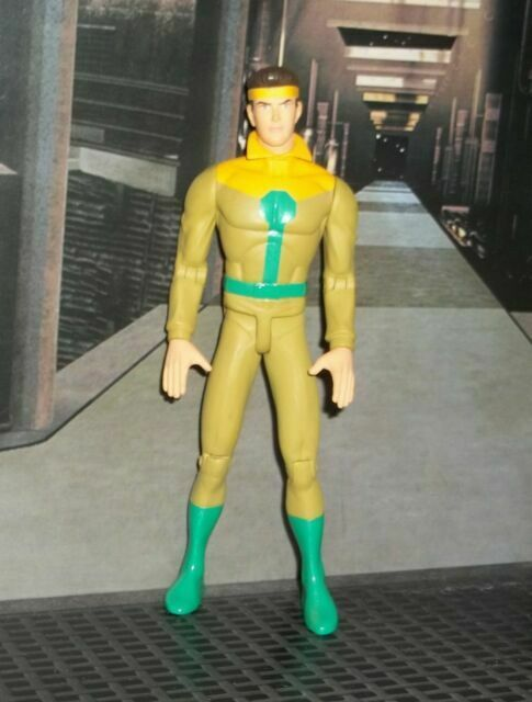 DC DIRECT COLLECTIBLES  LEGION OF SUPER HEROES LOSH SERIES INVISIBLE KID FIGURE