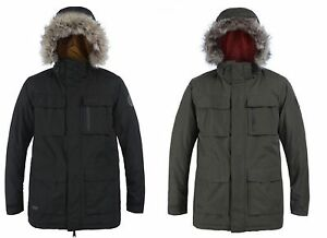 REGATTA-MENS-SKYSAIL-PARKA-WATERPROOF-COAT-BLACK-or-GREEN-RMP168
