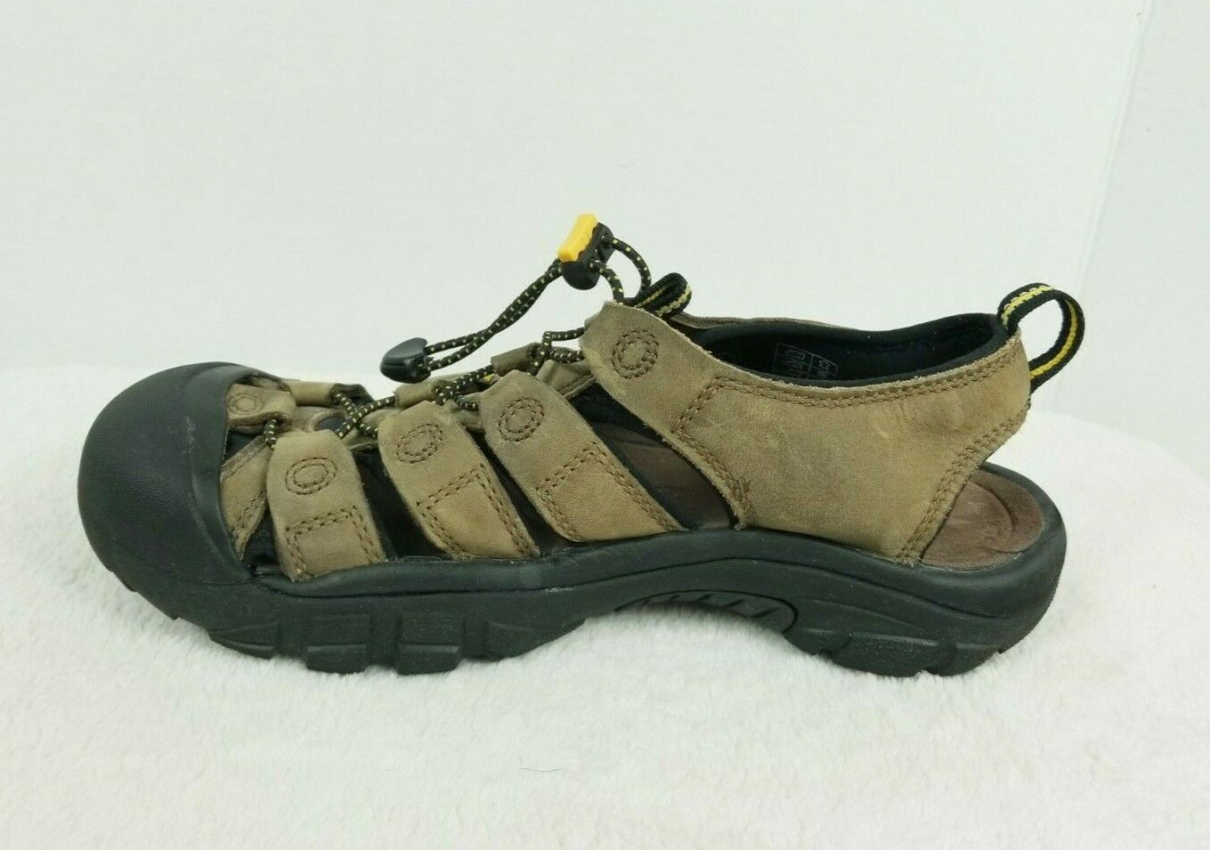 KEEN Newport Leather Hiking Sandals - 110220-BISN… - image 6