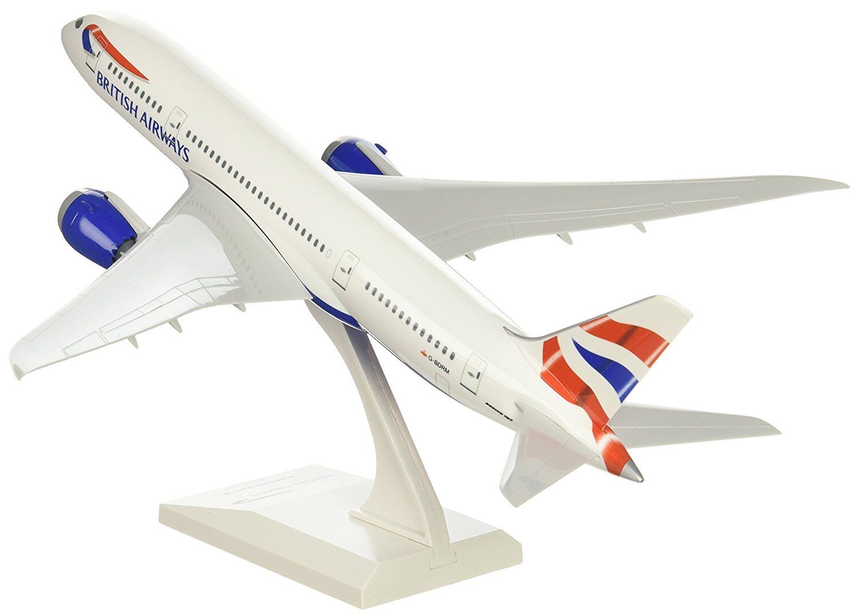 Skymarks SKR694 - 1 200 BRITISH AIRWAYS Boeing 787 Dreamliner Plastic Model