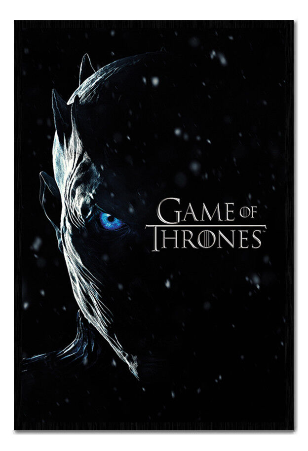Game of of Game thrones saison 7 Nuit King Poster magnétique avis Board Inc aiFemmets b944dc