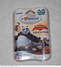 Path of the Panda Vsmile Vtech Vmotion Learning Game KUNG FU PANDA Age 4-6