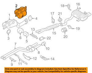 BMW OEM 09-13 328i-Exhaust Manifold 18407646693 | eBay