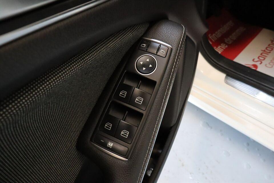 Mercedes A180 1,5 CDi BE Edition Van Diesel modelår 2014