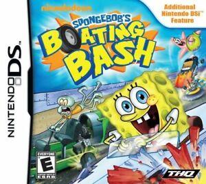 SpongeBob's Boating Bash - Nintendo DS