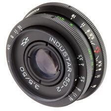 US Seller INDUSTAR 50-2 EXC 3.5/50 M42 Portrait Lens ZENIT CANON Nikon Helios
