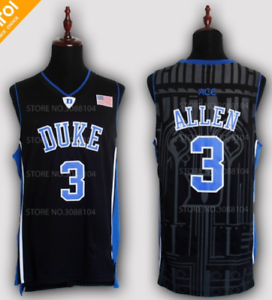 save off 92d25 8906c Details about Grayson Allen Duke Blue Devils Basketball Jersey Stitched NBA  NCAA
