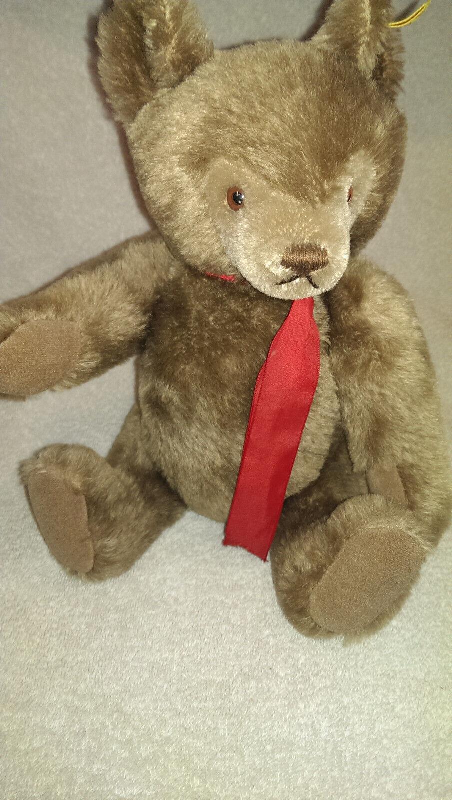 Steiff Teddy Maskenbär (0202/36), braun 36cm TOP
