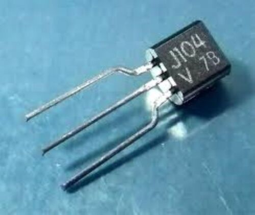 FOR TOSHIBA 2SJ104 TO-92 P CHANNEL JUNCTION TYPE