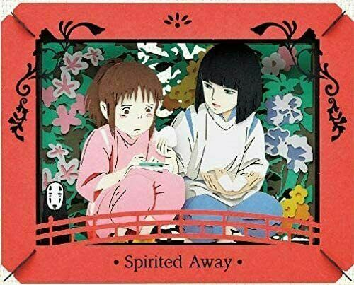 PAPER THEATER  Spirited Away PT-169 NEW Japan import