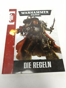 Warhammer 40.000 - 7. Edition - Regelbuch (Softcover)