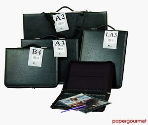 Pack of 10 A4 Art Portfolio Sleeves  Qty guaranteed