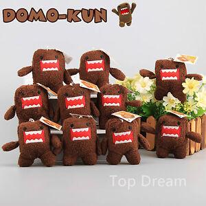 Domo-Kun-Figure-Plush-Soft-Cartoon-Chain-Cell-Phone-Mobile-Bag-Chain-1pc-Teddy