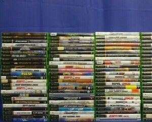 Xbox-Spiele-Auswahl-Pick-One-Microsoft-Xbox-Original-Spiele-Halo-und-mehr
