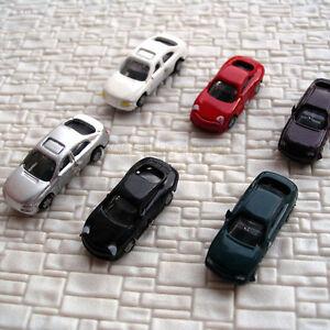 B74-Z-SET-25-Stueck-Autos-BMW-Mercedes-Porsche-fuer-z-B-Autotransportwagen